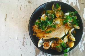 Fish and seashells