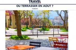 TRAVEl ( Air France magazine) loves the Moncoeur