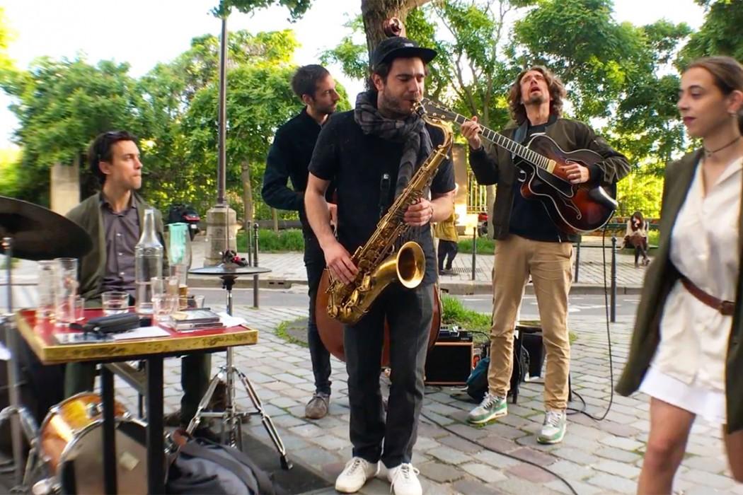 concert-jazz-terrasse-restaurant-moncoeur-belleville-gustav-lungdren-edouard-pennes