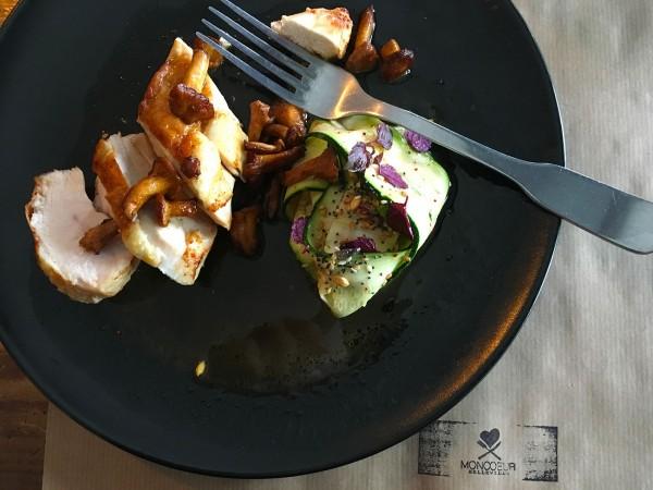 Une des plus belles terrasses de paris avec une cuisine - Cuisine basse temperature philippe baratte ...