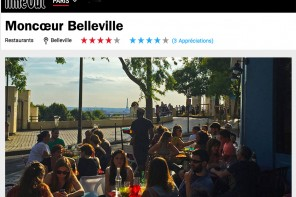 Time Out Paris aime le Moncoeur Belleville