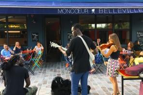 Les concerts du dimanche sur la terrasse du Moncoeur Belleville