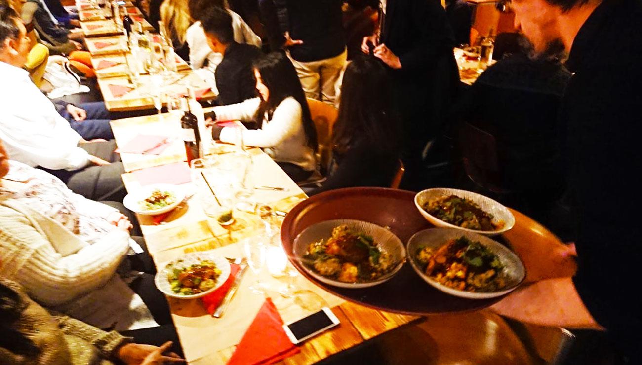 mariage-pauline-harrisson-restaurant-paris-moncoeur-belleville-discours-diner