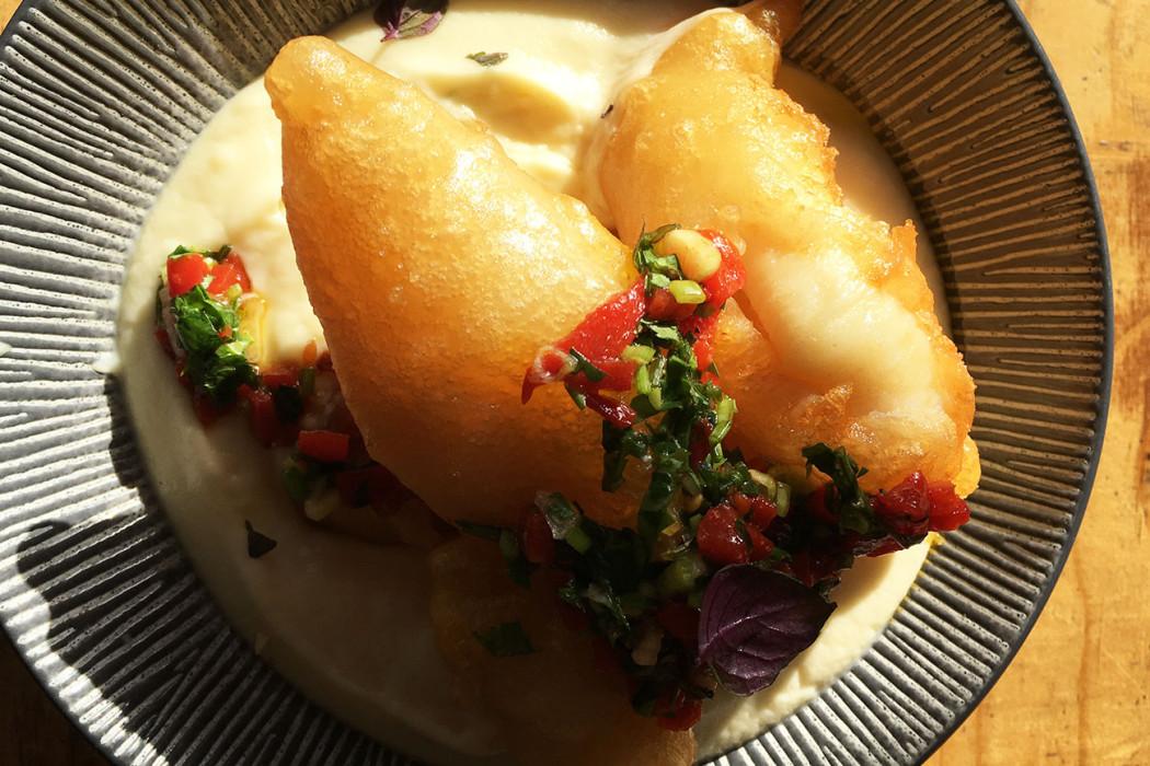 filet-seiche-tempura-puree-celeri-restaurant-moncoeur-belleville
