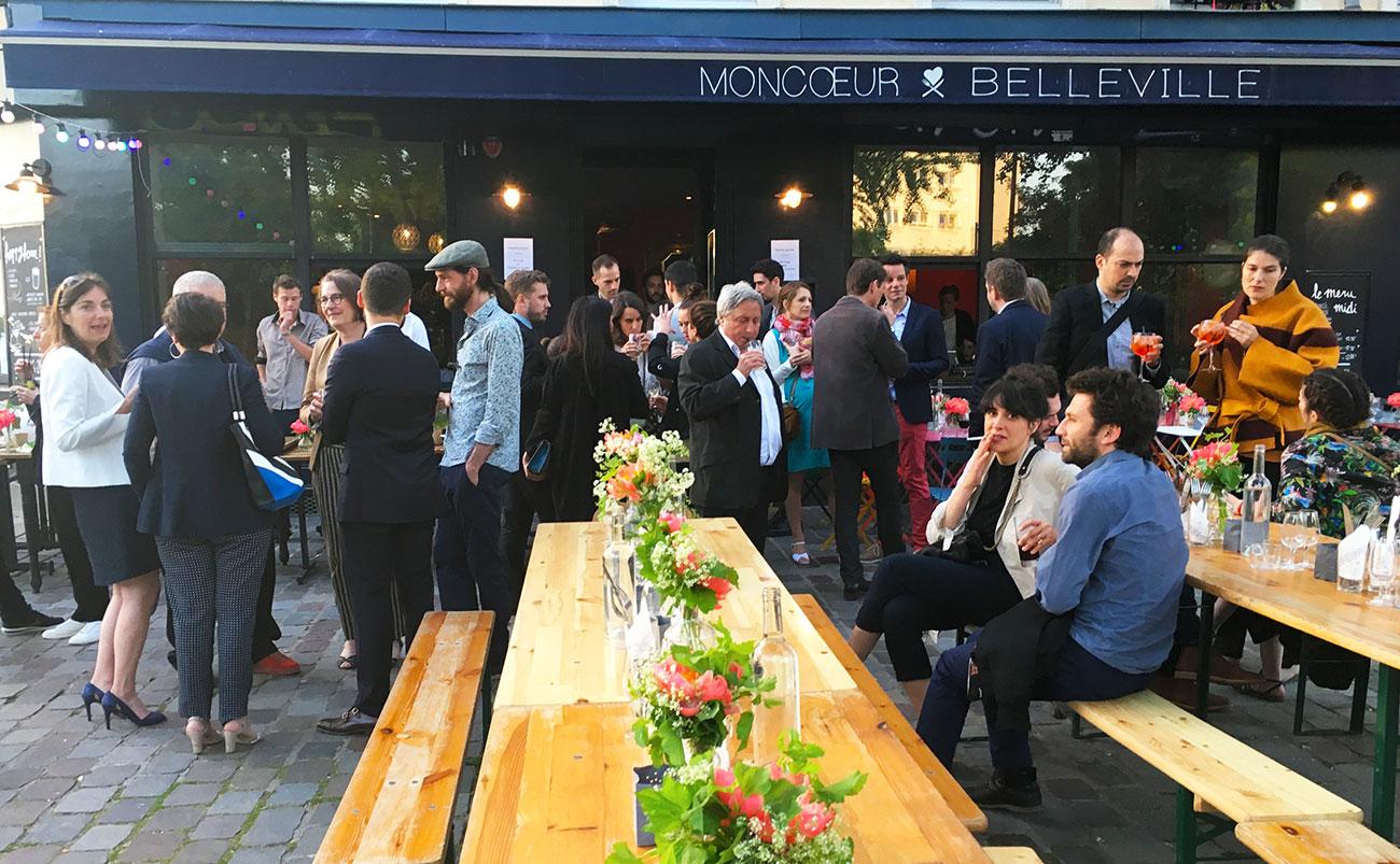 mariage-terrasse-paris-restaurant-moncoeur-belleville-perrine-xavier-reception