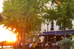 Best Parisian brunch at Moncoeur Belleville
